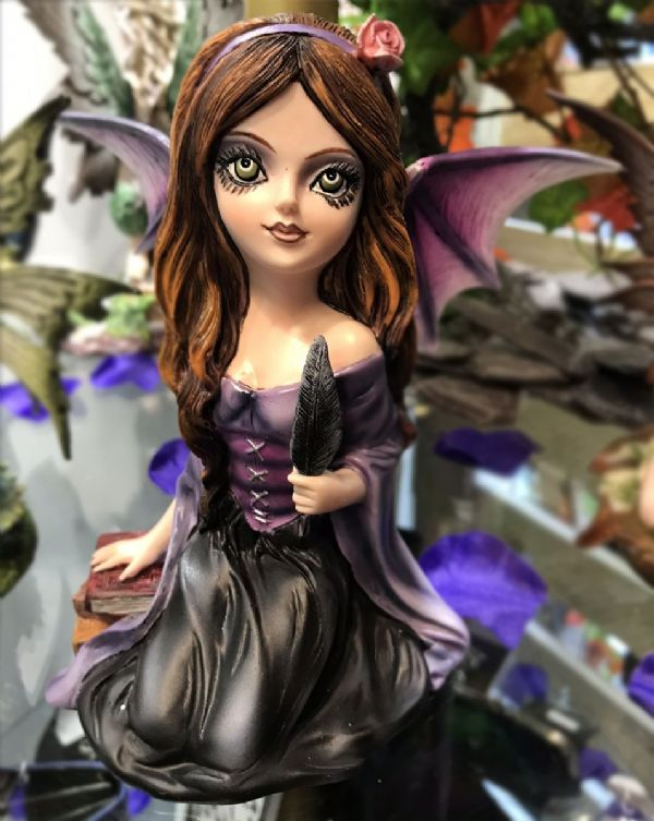 NEMESIS NOW Astrid Gothic Fairy Figurine